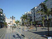 Plaza de Andalucia, Torremolinos, España