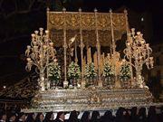 Virgen de la Soledad, Malaga, España