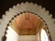 Foto de Malaga, Alcazaba , España  - Arco y boveda