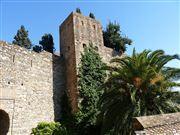 Foto de Malaga, Alcazaba , España  - La primera muralla