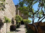 Foto de Malaga, Alcazaba, España  - Torre y Puerta del Cristo