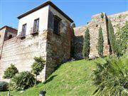 Foto de Malaga, Alcazaba , España  - Torre de La Armadura Mudejar