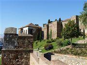 Foto de Malaga, Alcazaba, España  - Las Dos Murallas