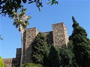 Foto de Malaga, Alcazaba, España  - Torres de Los Cuartos de Granada