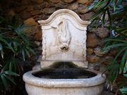 Foto de Malaga, Alcazaba , España  - Fuente de la Ballena
