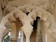 Foto de Malaga, Alcazaba , España  - Arqueria Lobulada