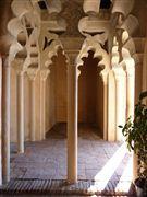 Foto de Malaga, Alcazaba , España  - Equilibrio Perfecto