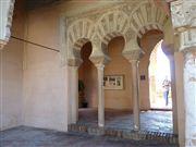 Foto de Malaga, Alcazaba , España  - Arqueria Califal