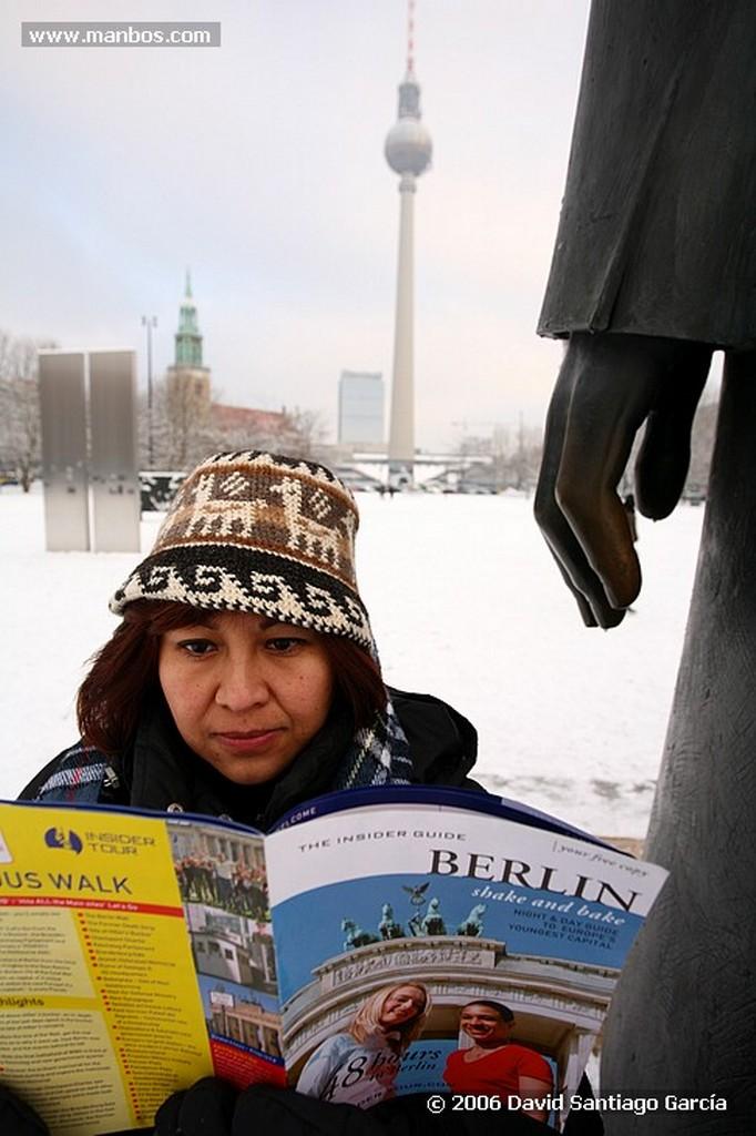 Berlin Garza real Berlin
