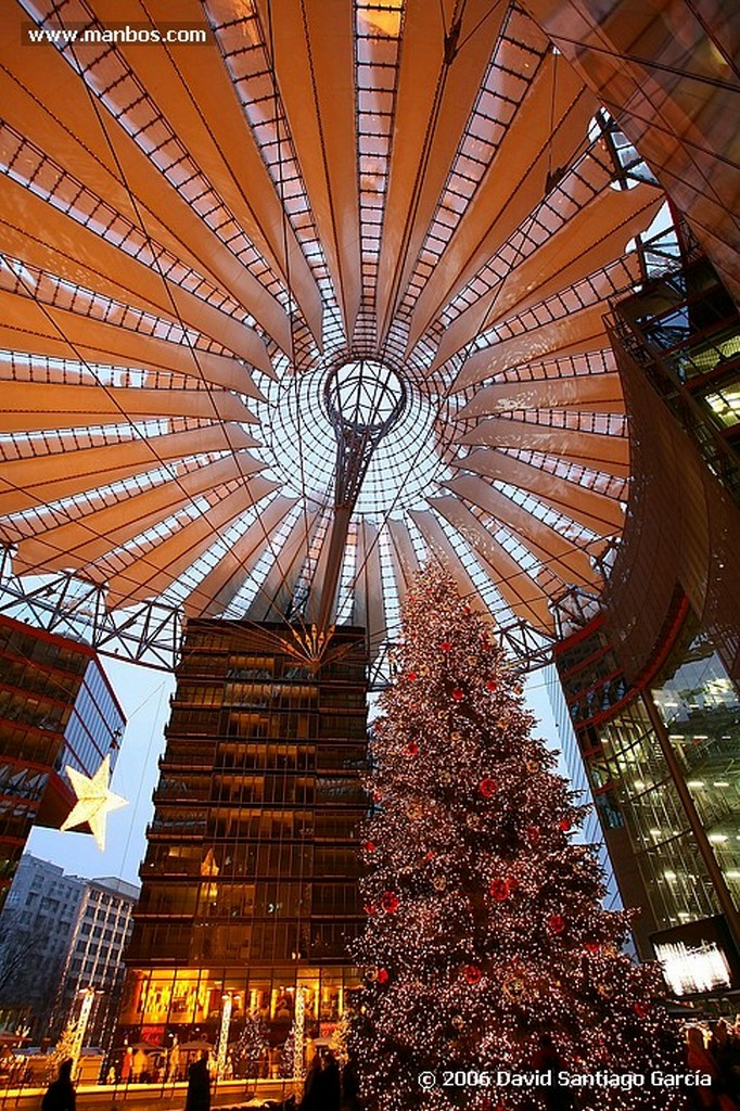 Berlin Sony center Berlin