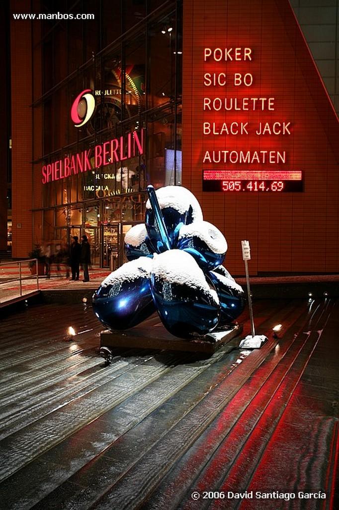 Berlin Marlene-dietrich-platz Berlin