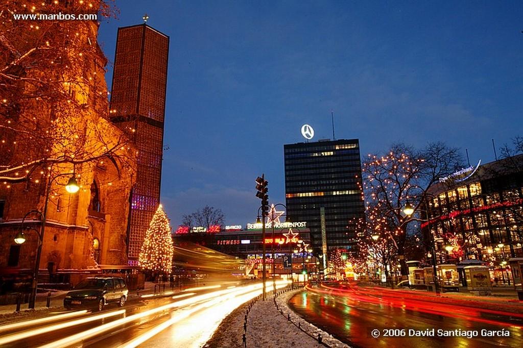 Berlin Kaiser wilhelm-gedachtniskirche Berlin