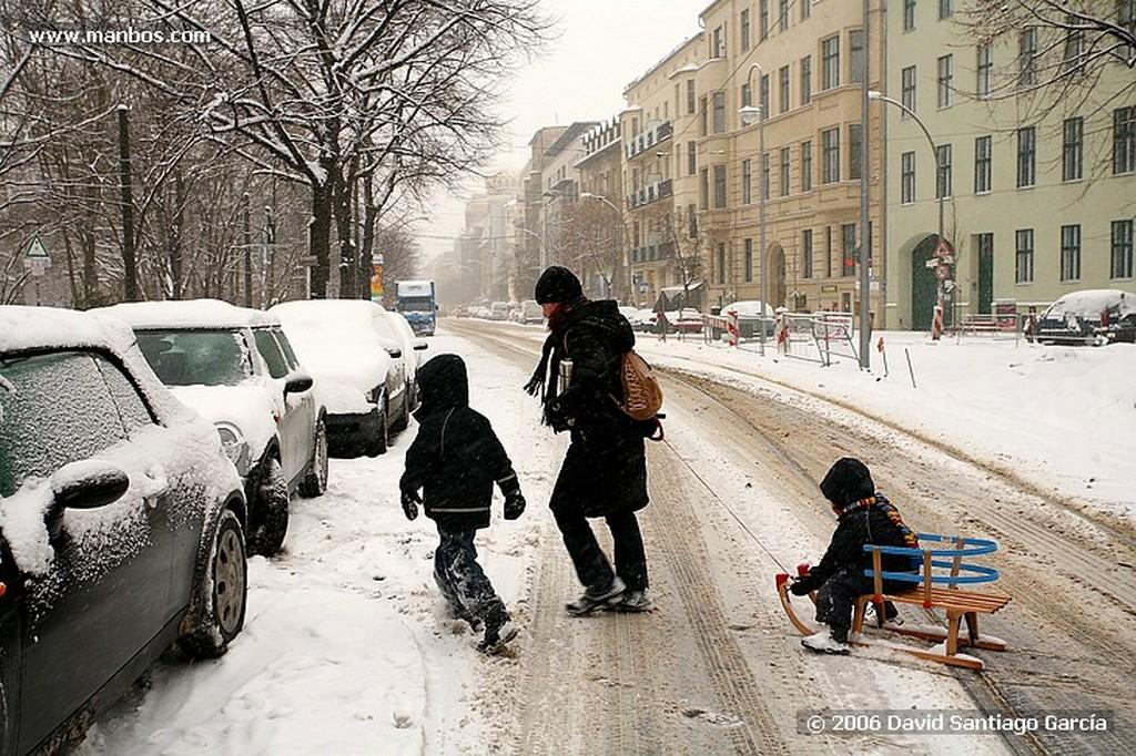 Berlin Barrio judio Berlin