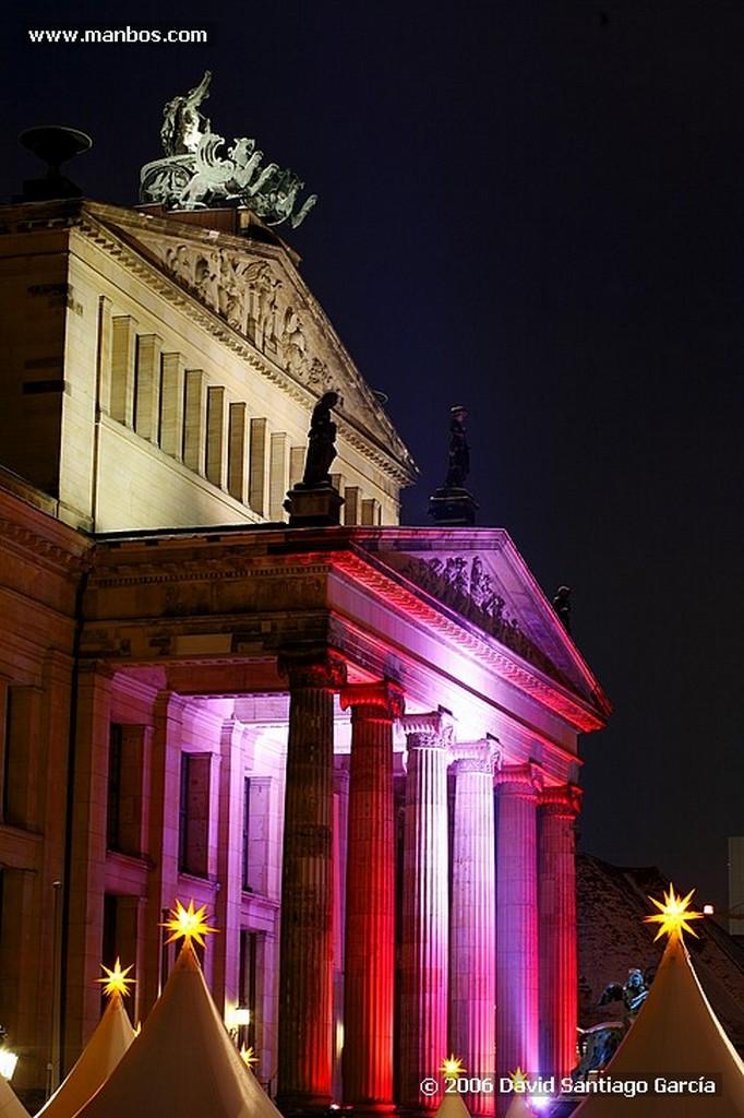 Berlin Gendarmenmarkt Berlin