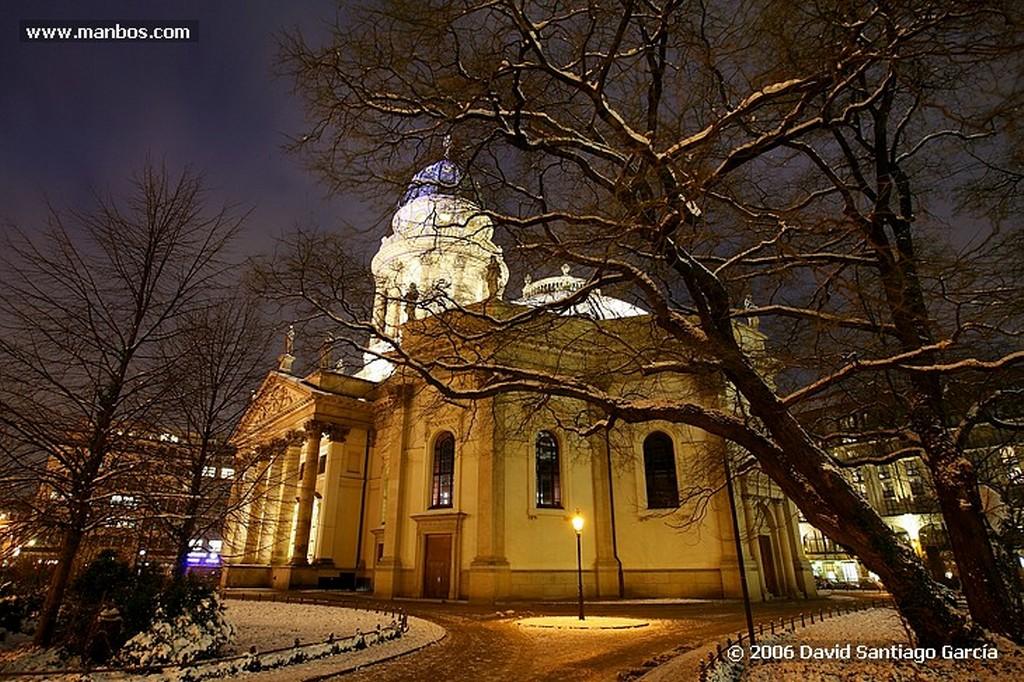 Berlin Deutscher dom Berlin