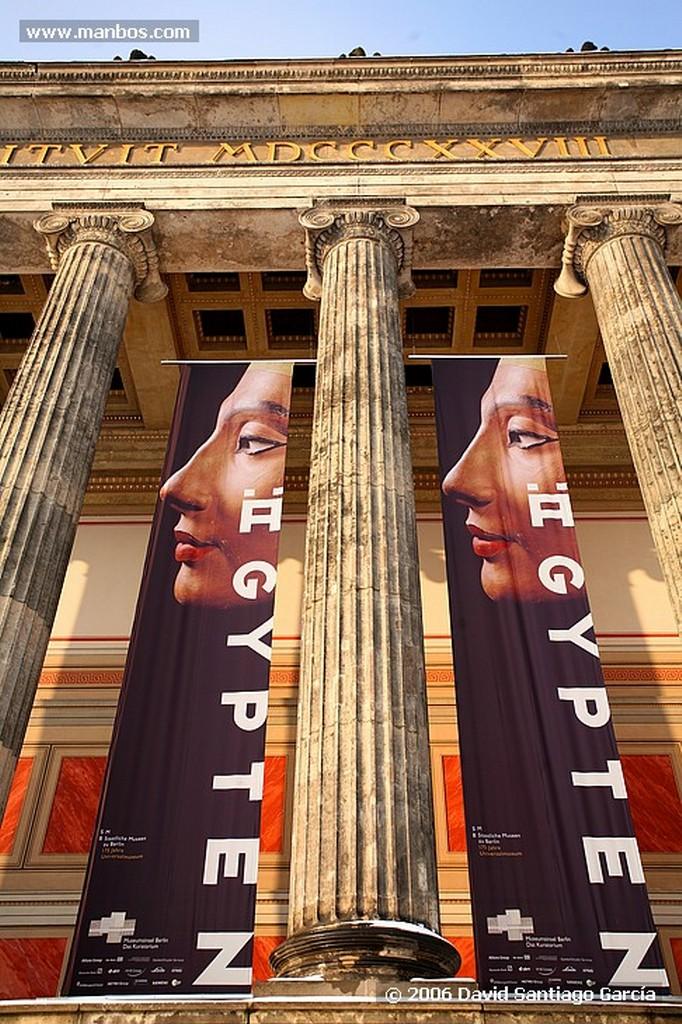 Berlin Altes museum Berlin