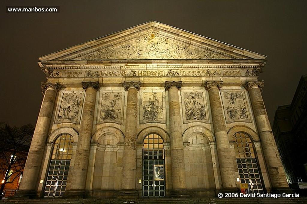 Berlin Catedral berliner dom Berlin