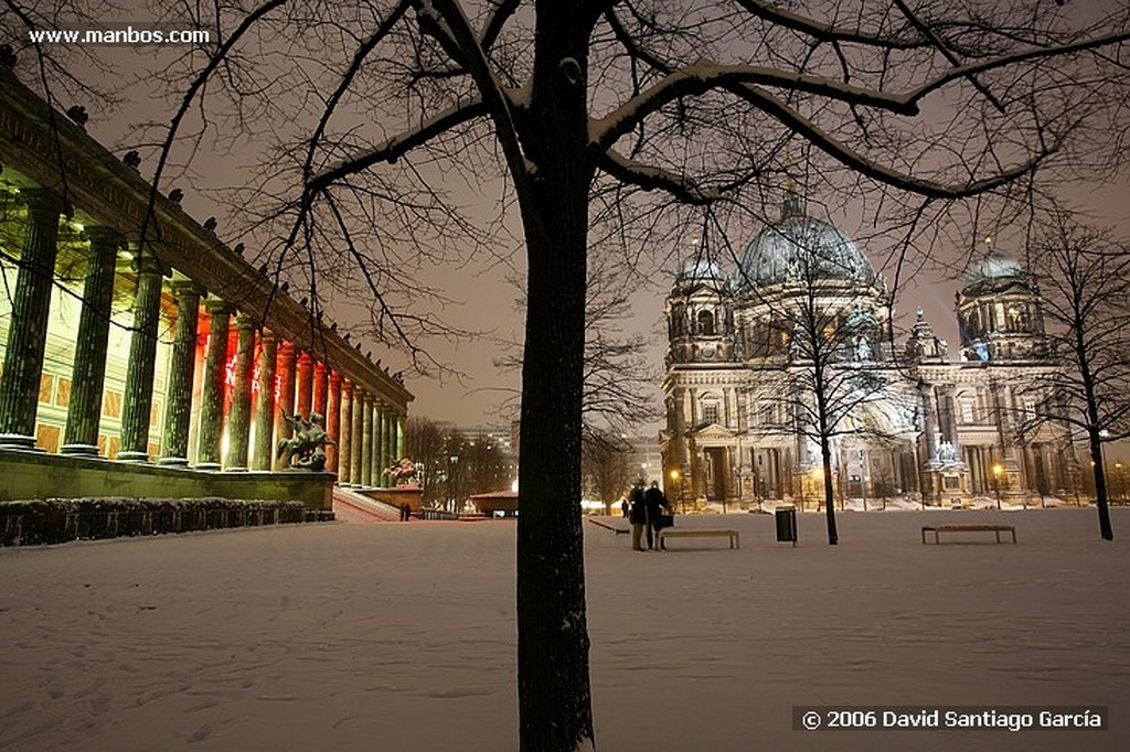 Berlin Catedral st hedwig Berlin