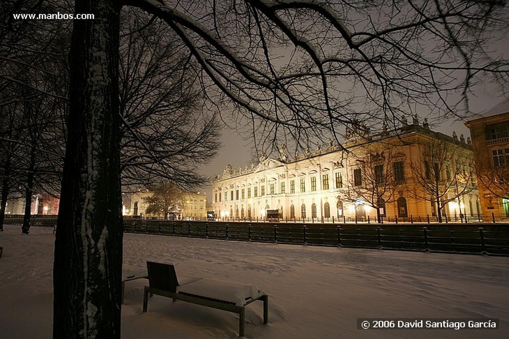 Berlin Facultad de derecho Berlin