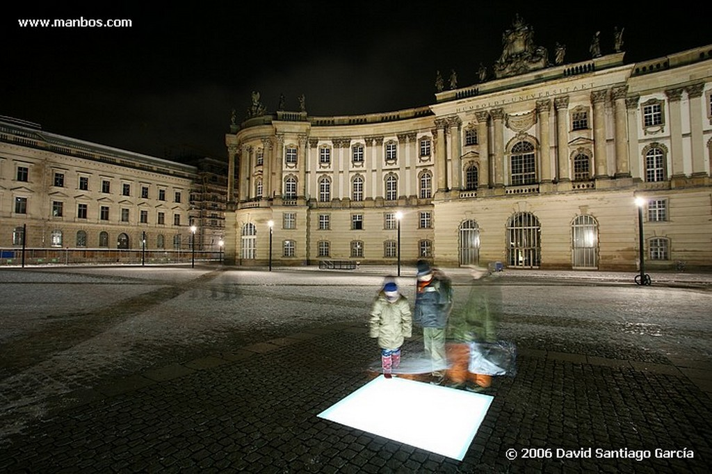 Berlin Monumento conmemorativo para los judios asesinados en europa Berlin