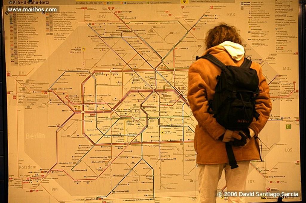 Berlin Metro Berlin