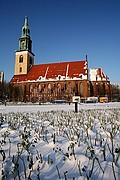 Iglesia marienkirche, Berlin, Alemania