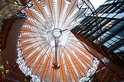 Sony center, Berlin, Alemania