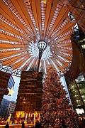 Sony center, Berlin, Alemania