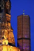 Kaiser wilhelm-gedachtniskirche, Berlin, Alemania