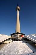 Torre de television, Berlin, Alemania