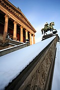 Alte nationalgalerie, Berlin, Alemania