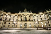 Facultad de derecho, Berlin, Alemania