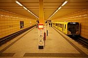 Metro, Berlin, Alemania