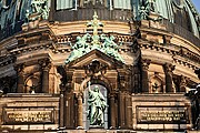 Catedral berliner dom, Berlin, Alemania