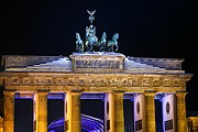 Photo of Berlin, Branderburg Gate, Germany - Puerta de Brandeburgo