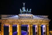 Puerta de Brandeburgo, Berlin, Alemania