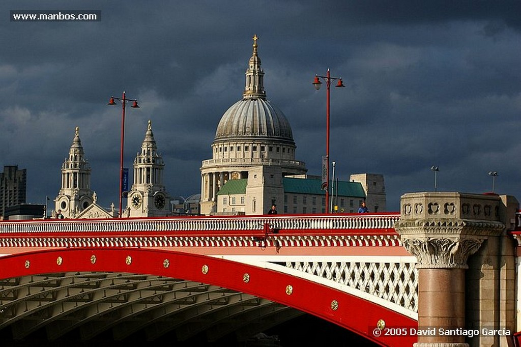 Londres BLACKFRIARS BRIDGE Londres