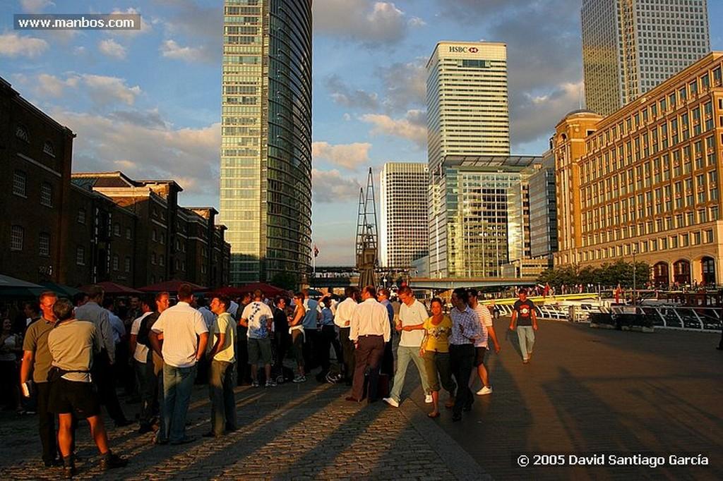 Londres CANARY WHARF Londres