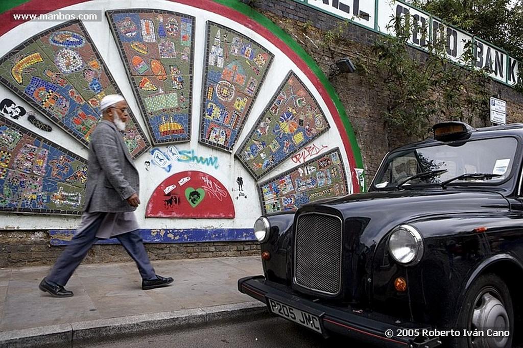 Londres Tienda compras en Carnaby st Londres