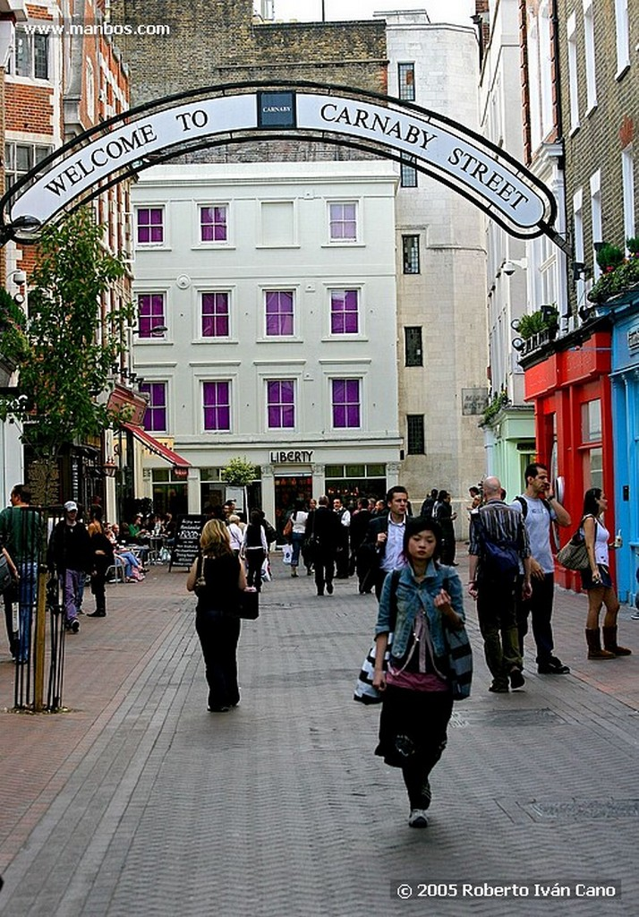 Londres Tienda galeria Albany ct Londres