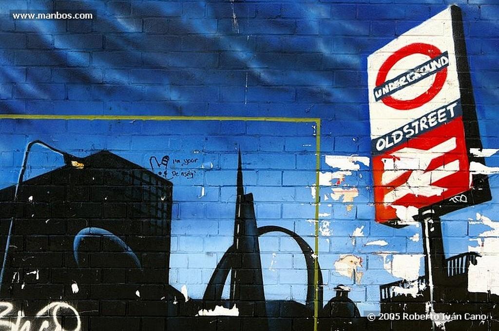 Londres RIVINGTON ST COMEDY Londres
