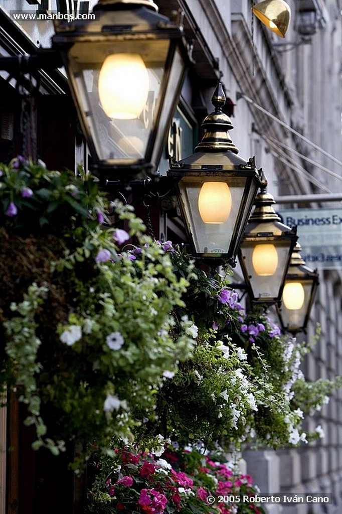 Londres Estacion Baker  Sherlock Holmes Londres