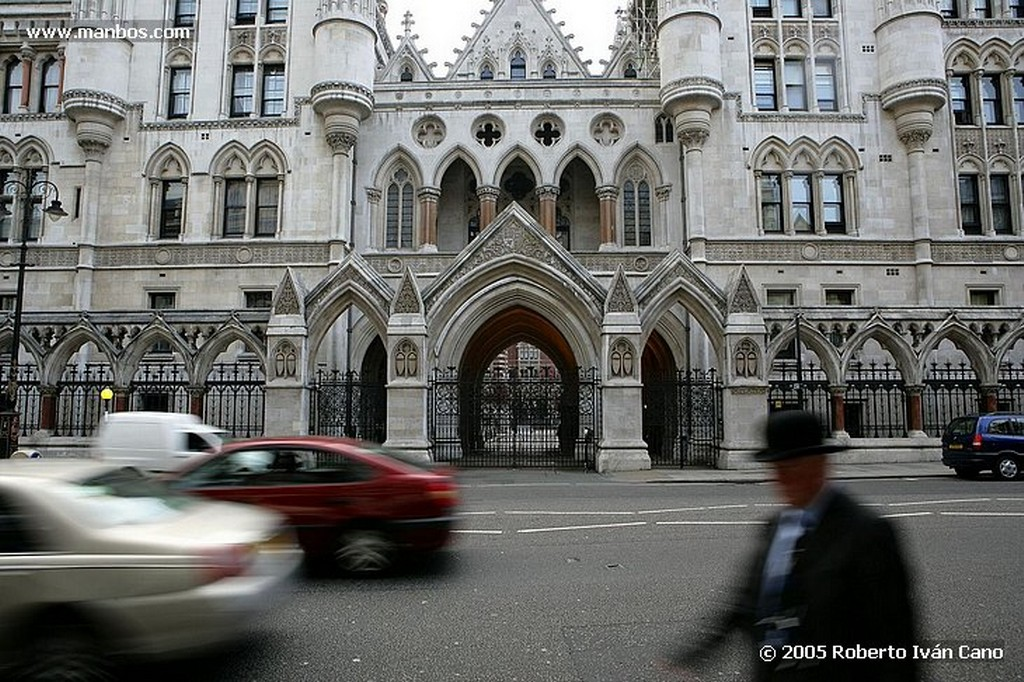 Londres ROYAL COURTS OF JUSTICE Londres
