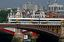 Londres ALEXANDRA BRIDGE Y BLACKFRIARS BRIDGE Londres