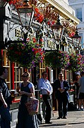 Photo of London, Kensington, United Kingdom - KENSINGTON PUBS HOOP AND TOY