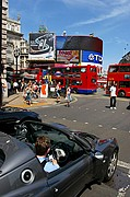 Picadilly Circus, Londres, Reino Unido