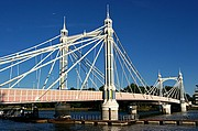 Photo of London, Chelsea, United Kingdom - CHELSEA ATTERSEA BRIDGE