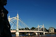 Photo of London, Chelsea, United Kingdom - CHELSEA BATTERSEA BRIDGE