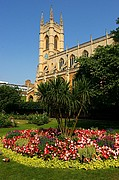 Photo of London, Chelsea, United Kingdom - CHELSEA ST LUKE  EN SYDNEY ST