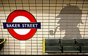 Photo of London, Baker Street, United Kingdom - Estacion Baker Street